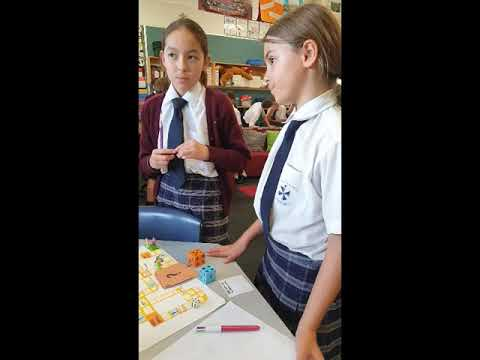 St John's, Scarborough - Maths Games